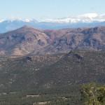 montagnes du haut-atlas