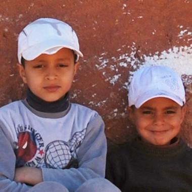 Réda et Hassan