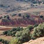 Moyen-Atlas Vallée rouge