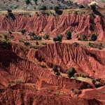 Vallée Rouge moyen-atlas