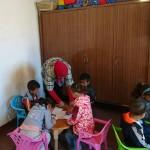 L'école de Chaabt a ouvert ses portes. Les premièresimages