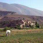 Randonnée dans le Djebel Ayachi Haut Atlas Douar de Taarart