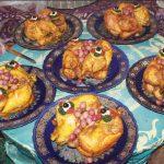 Gîte de la Gorge - coté repas