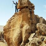 la mosquée de la vallée de pierre